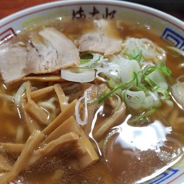 「中華そば 650円」@まこと食堂の写真