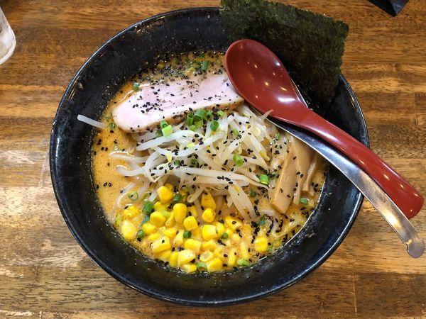 「安養寺らーめん」@麺や 天鳳の写真