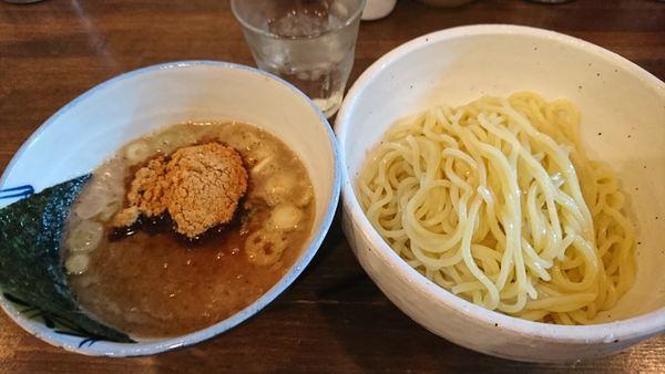 「つけめん(850円)」@麺処 井の庄の写真