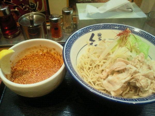 「広島つけ麺 864円」@麺家 くさび 福島店の写真