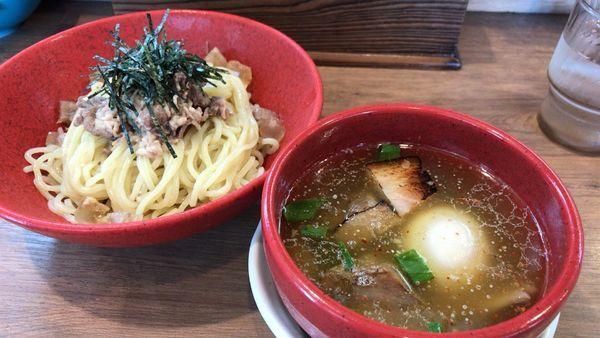 「塩つけ麺」@麺家 Shumen Doushiの写真