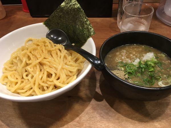 「煮干し豚骨つけ麺」@小杉らぁめん つけめん 夢番地の写真