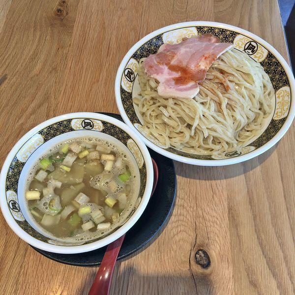 「すごい煮干つけめん ¥860」@すごい煮干ラーメン凪 五反田西口店の写真