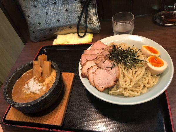 「丸和つけ麺」@つけ麺 丸和 春田本店の写真
