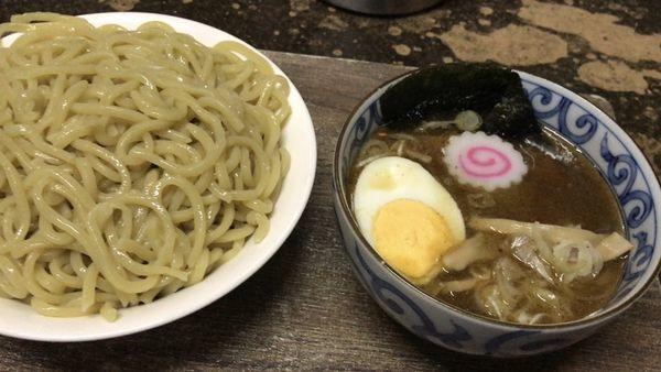 「肉増しつけ麺」@裏サブロンの写真