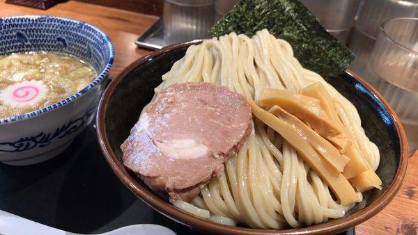 「つけ麺」@舎鈴 アトレ上野店の写真