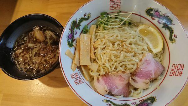 「つけ麺 大盛」@喜多方食堂 麺や玄 十条店の写真