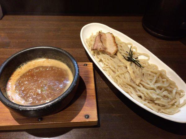 「つけ麺+チーズおじや」@ぎんや 津チャム店の写真
