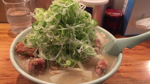 「味噌ラーメン」@喜来登の写真