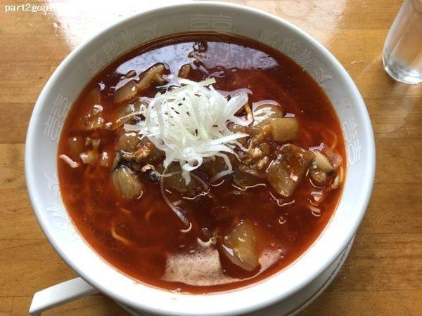「小子湯麺(勝浦タンタンメン) (730円)」@あまからやの写真