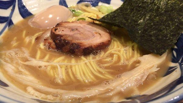 「ラーメン」@麺屋ぬかじの写真