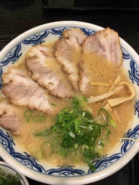 「チャーシュー麺」@赤のれんの写真