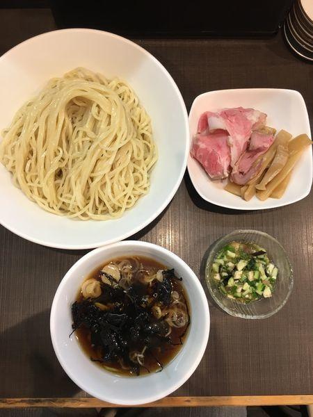 「冷しつけ麺」@麺屋 りゅうの写真