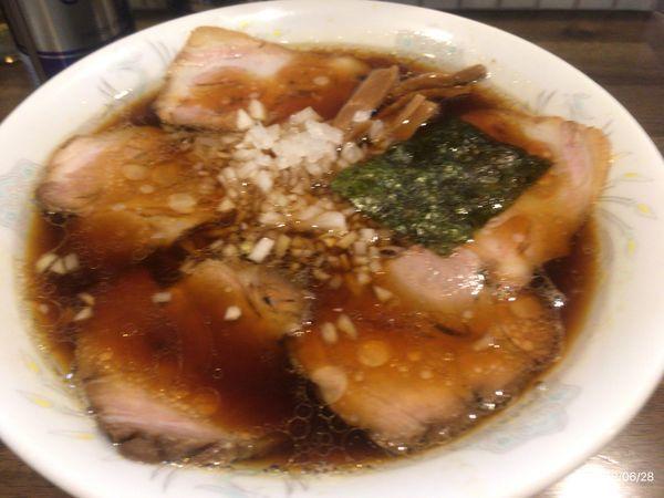 「チャーシュー麺」@ラーメン専門 珉珉の写真