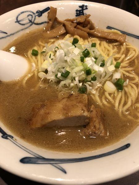 「ラーメン(とんこつ)」@麺屋武蔵 武骨外伝の写真