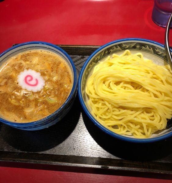 「味噌つけ麺(魚介)」@麺匠 佐蔵の写真