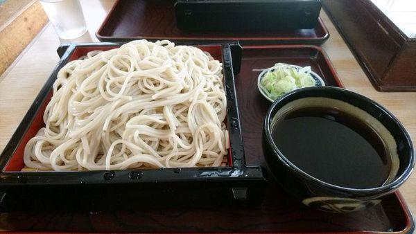 「大もり650円」@中根庵の写真