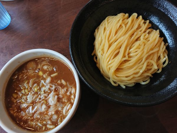 「濃厚つけ麺」@SPORTS DINING REGISTAの写真
