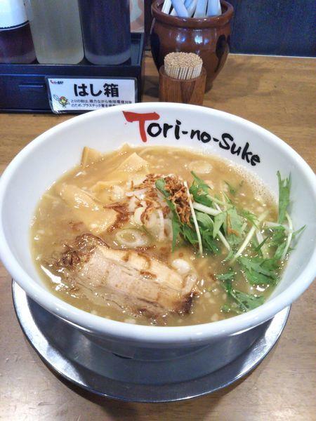 「鶏醤油」@とりの助 坂戸にっさい店の写真