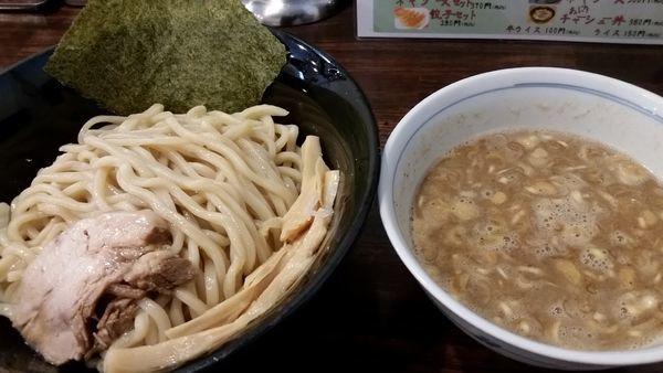 「つけ麺」@麺屋 亀城の写真
