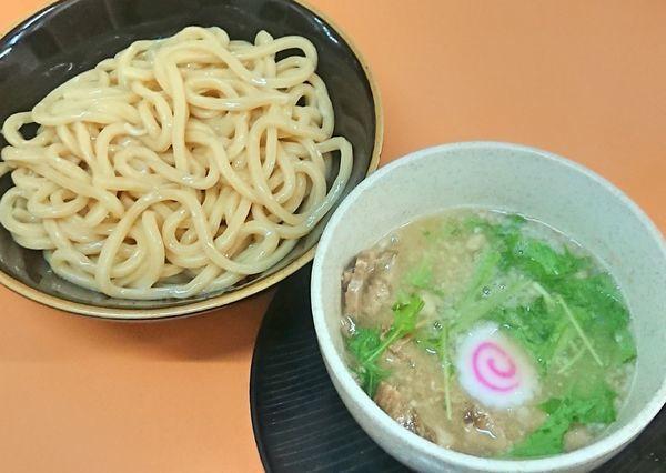 「塩チャーシューつけめん」@麺道 奉天の写真