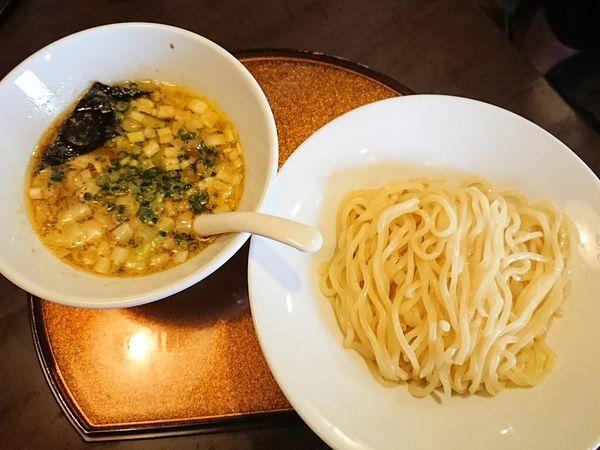 「つけ麺」@信濃神麺 烈士洵名の写真