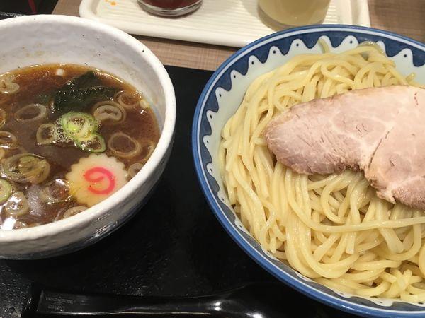 「つけ麺  大盛」@羽田大勝軒の写真
