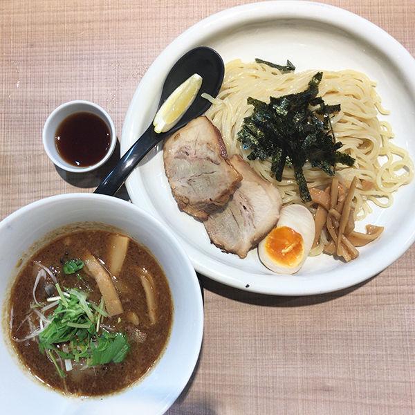 「特製盛 GaGaNaつけ麺」@GaGana RAMENの写真