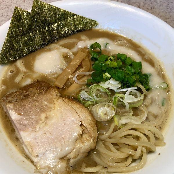 「豚骨魚介ら〜めん(ホタテ)」@麺や 武蒼の写真