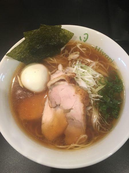 「特製鶏そば 900円」@鶏そば 日和-Hiyori-の写真