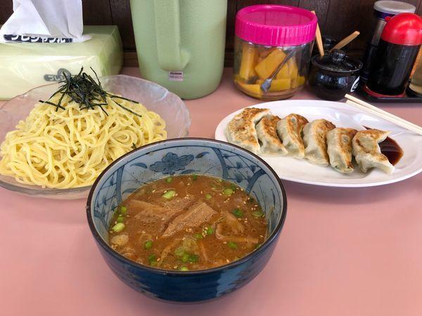 「つけ麺」@ラーメン 蓮の写真