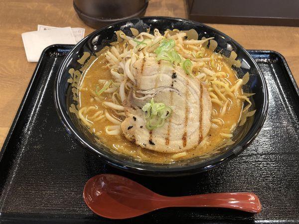「百年味噌ラーメン」@マルキン本舗 東松山店の写真