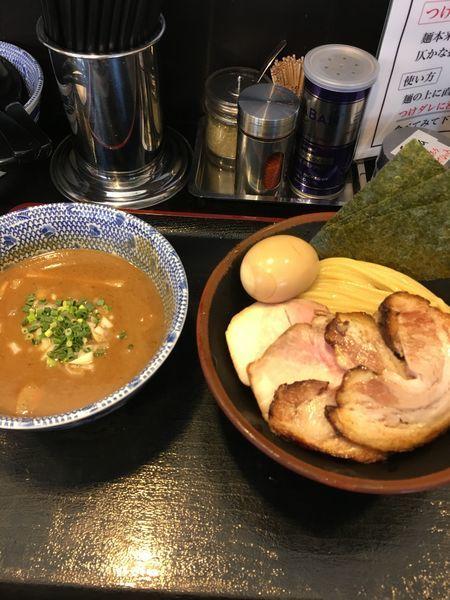 「特製濃厚つけ麺」@つけ麺 凌駕の写真