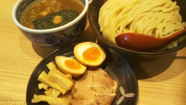 「つけ麺 大盛 780円」@つけ麺専門店 三田製麺所 蒲田東口店の写真