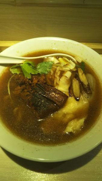 「生醤油らーめん 840円」@八王子 麺屋土竜の写真