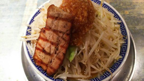 「角ふじラーメン」@麺屋こうじの写真