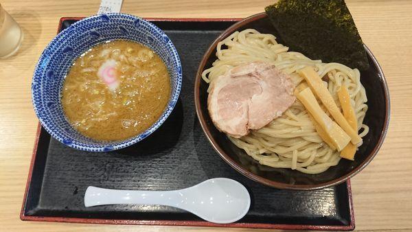 「つけ麺 並盛」@舎鈴 北朝霞駅前店の写真