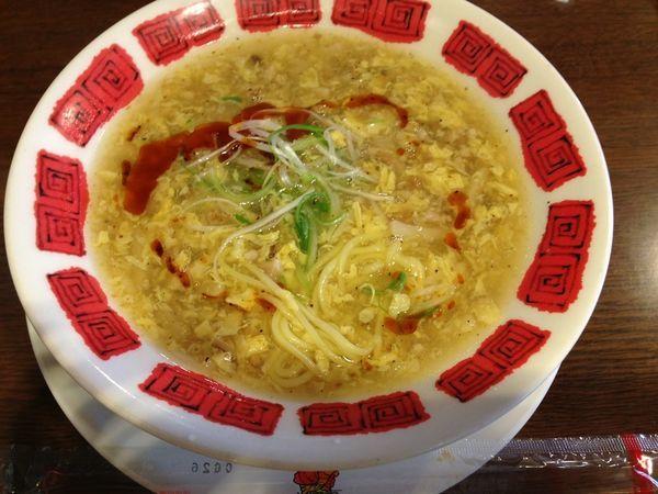 「酸辣湯麺」@バーミヤン 船橋本町店の写真