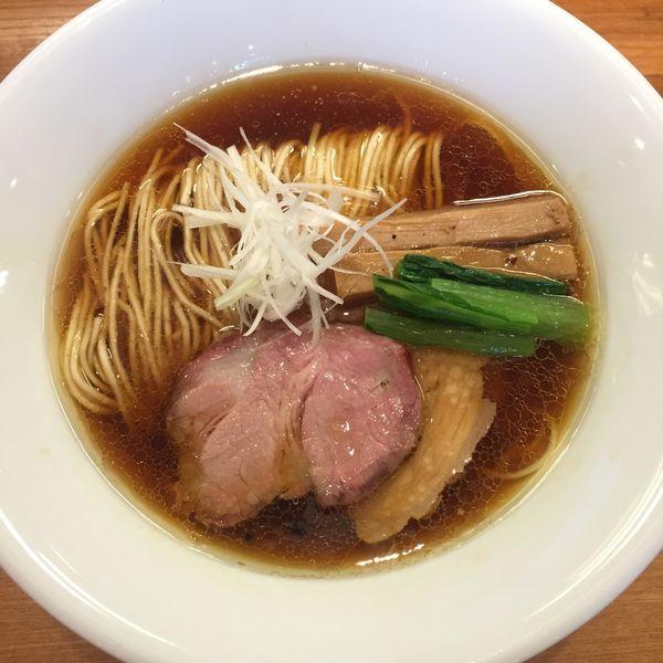 「醤油そば」@麺処 いち林の写真