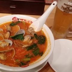 太陽のトマト麺 三田店の写真