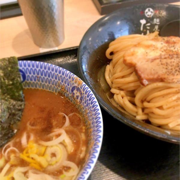 「濃厚豚骨魚介つけ麺・並・280g✨」@麺屋 たけ井 R1号店の写真