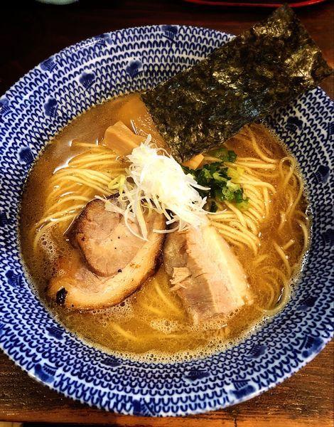 「【木曜限定】出汁そば」@麺屋たつみ 喜心 秩父店の写真