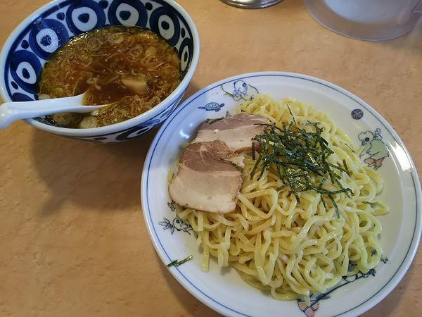 「【限定】つけ麺」@テンホウ 松本渚店の写真