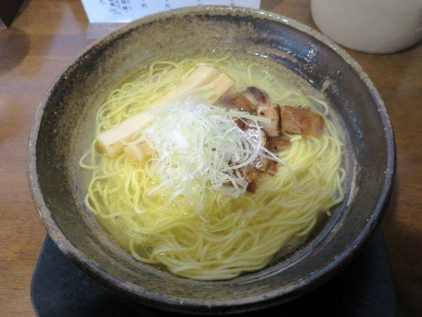 「朝らぁ麺 700円」@麺らいけんの写真