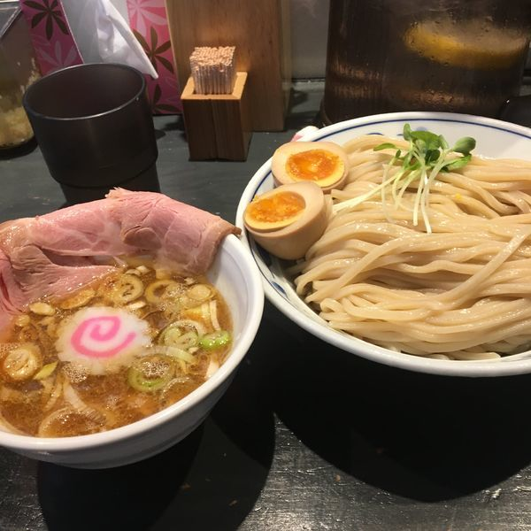 「サバ濃厚鷄つけ麺」@サバ6製麺所 西中島南方店の写真