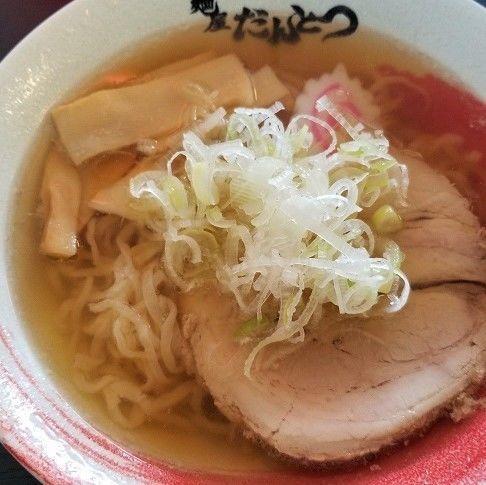 「ラーメン ¥630」@麺屋だんとつの写真