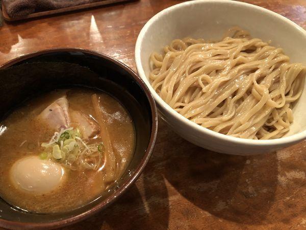 「味玉つけ麺」@noodlesの写真