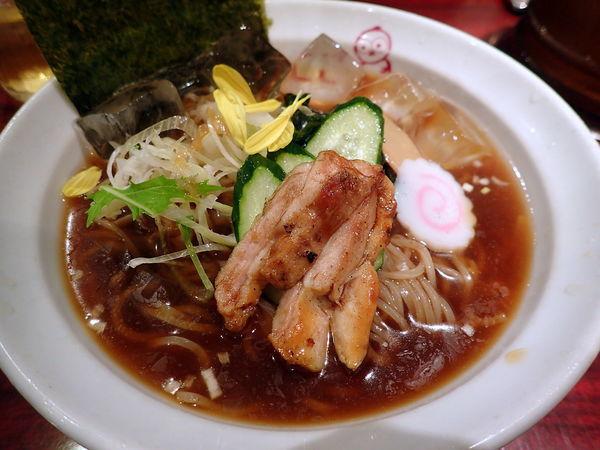 「【期間限定】つったいラーメン」@麺ダイニング ととこの写真