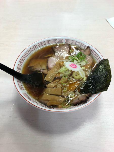 「昭和中華そば チャーシュー麺」@気むずかし家の写真