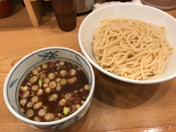 「江戸前つけ麺 大盛り」@江戸前つけ麺 サスケの写真